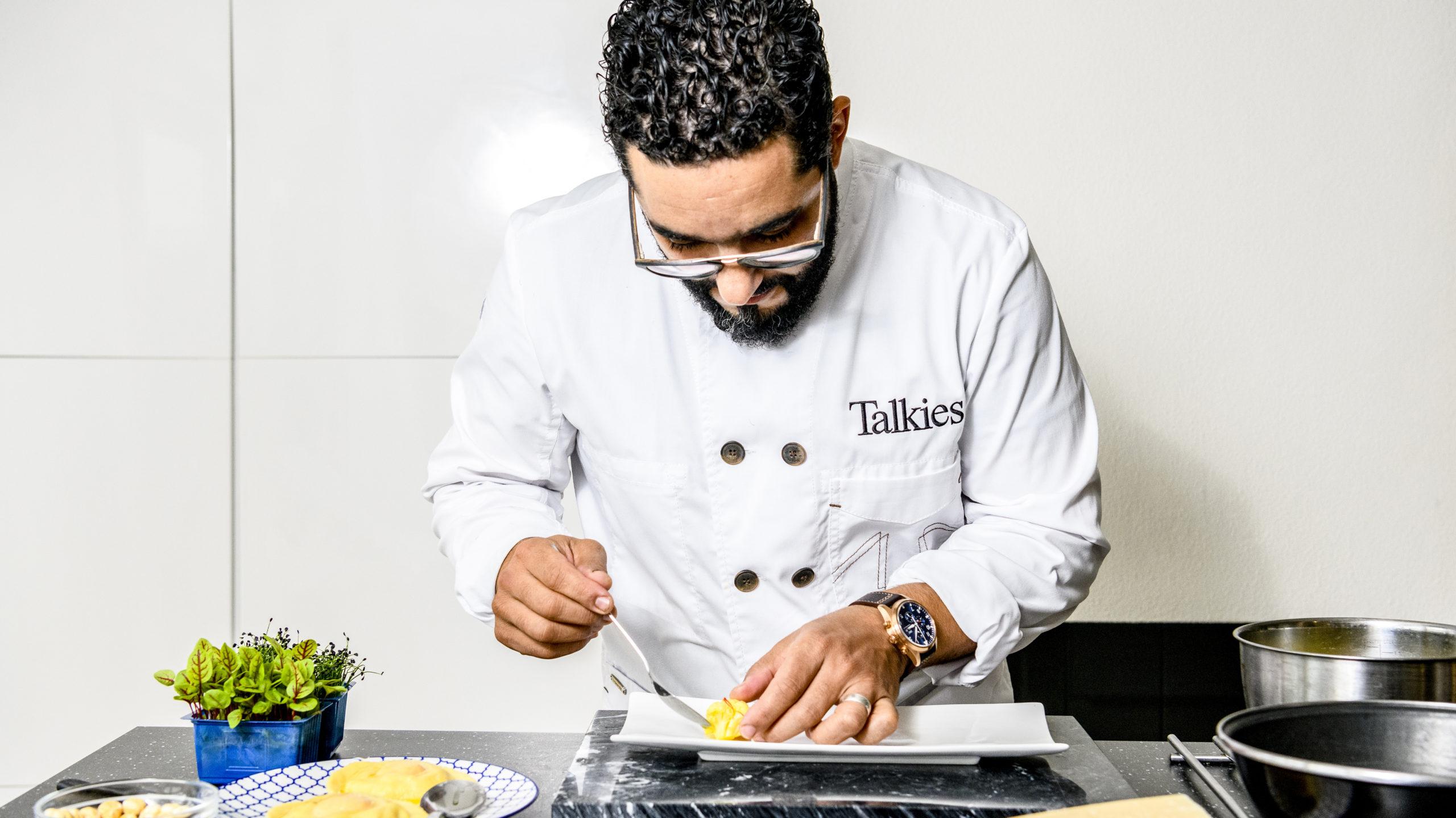 Mounir Toub kookt de sterren van de hemel