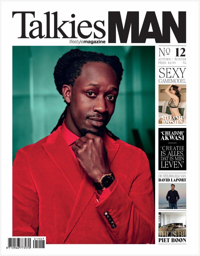 TalkiesMAN Cover No.2019#7