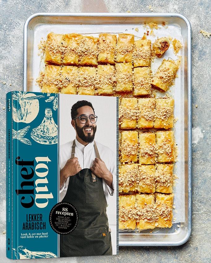 HET KOOKBOEK Chef Toub: Lekker Arabisch